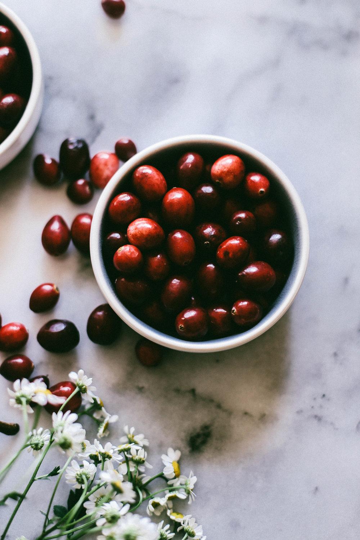 gingerpearcranberrypie