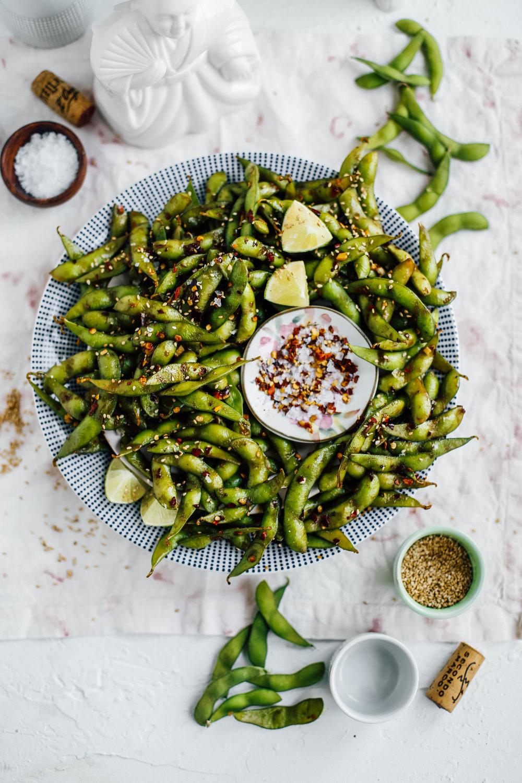 Garlic and Red Chili Pepper Flake Edamame Beans-5.jpg