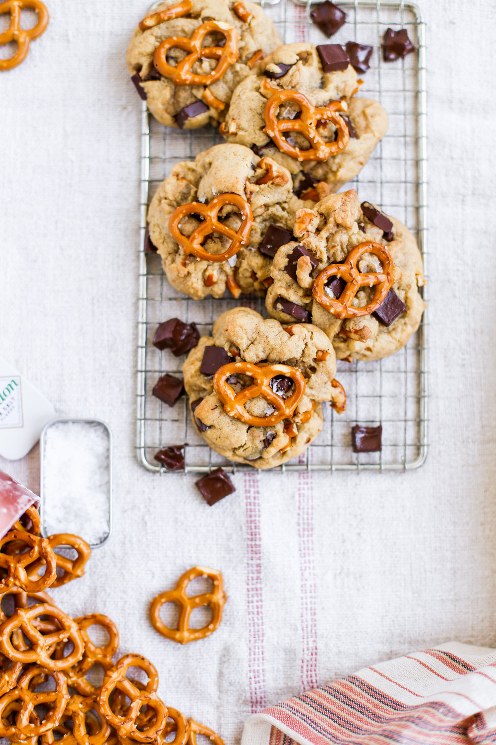Browned Butter Chocolate Chip Pretzel Cookies-6.jpg