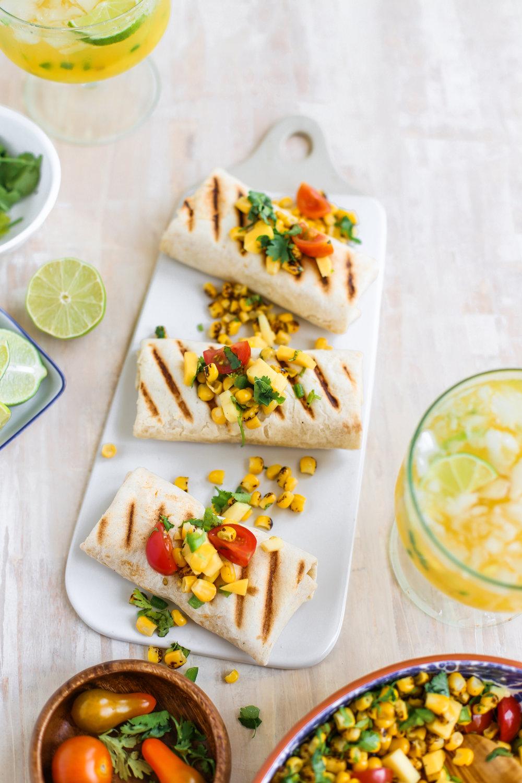 Fire Roasted Corn & Mango Salsa - Burrito-8.jpg