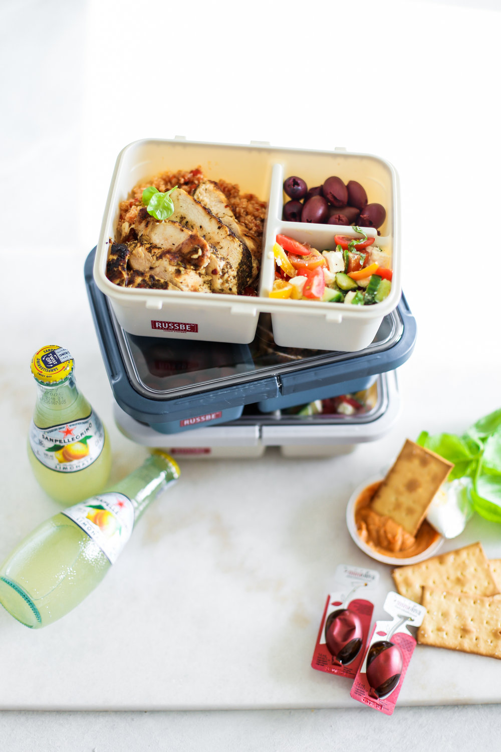 Lunch Bags And Containers