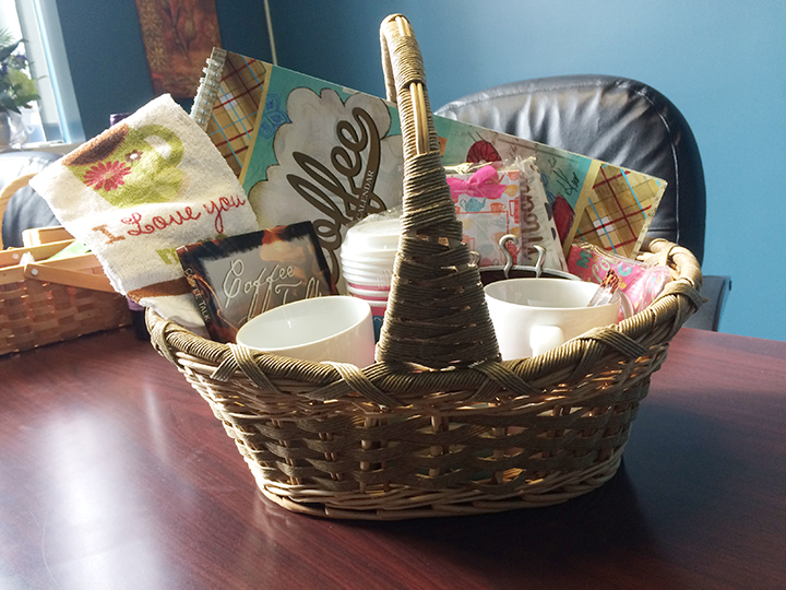 Basket Raffle - Coffee Basket