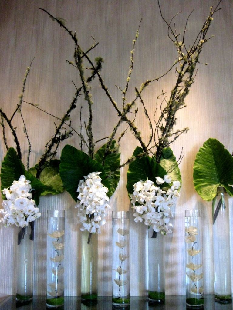 040. left side-orchid entry arrangement, submerged orchids, white entry arrangement.jpg