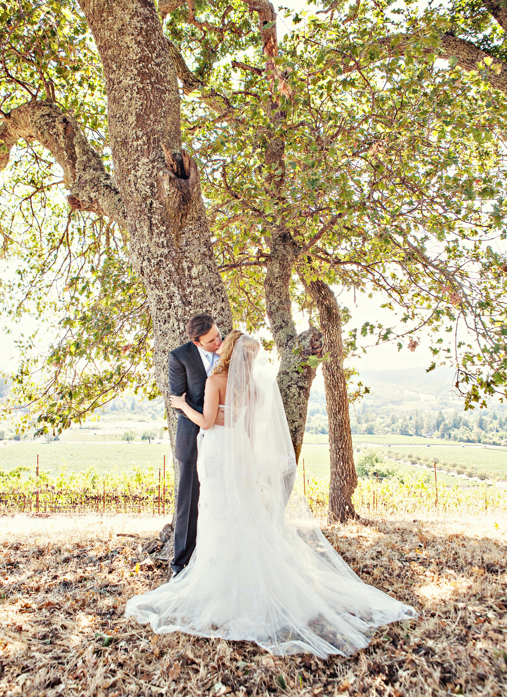 64. RS -napa wedding, vineyard ceremony, bride & groom artsy shot, summer wedding, rustic wedding, .jpg