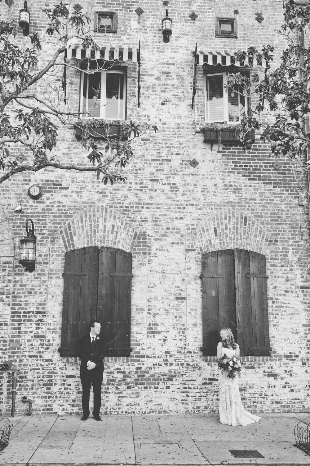 014 bride + brick bw.JPG