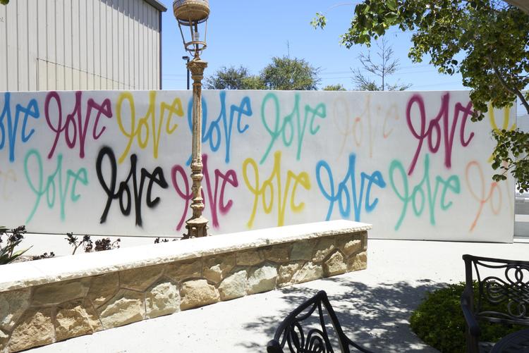 Munchkin Love wall .jpg