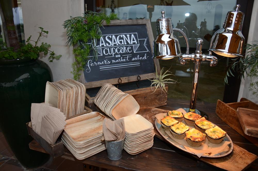 WMG Lasagna Cupcakes chalk art.JPG