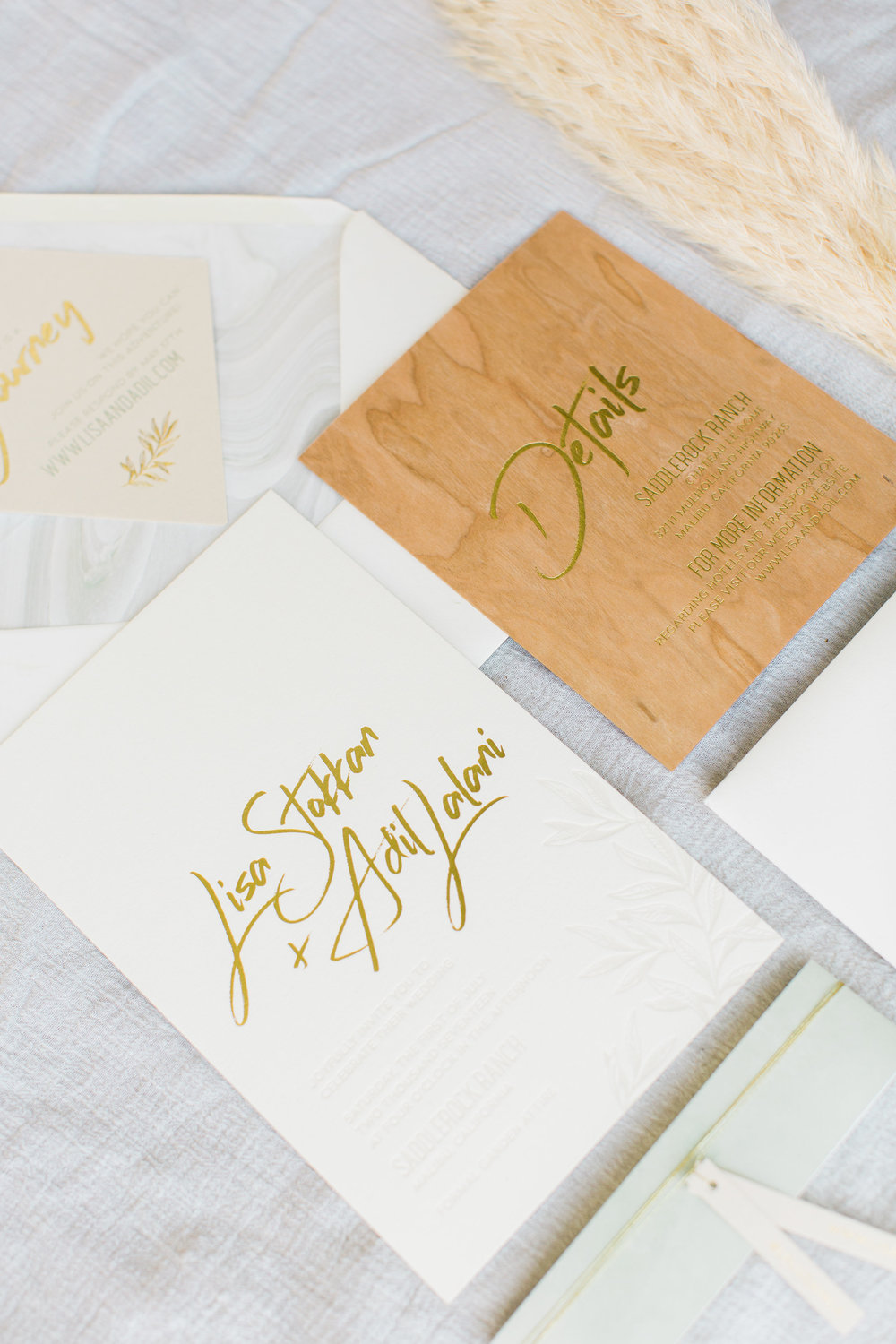 2. Sophisticated Boho Invitation.jpg