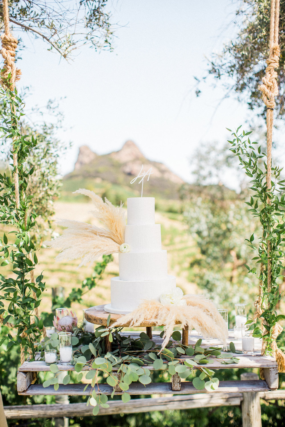 53. Sophisticated Boho Wedding Cake.jpg