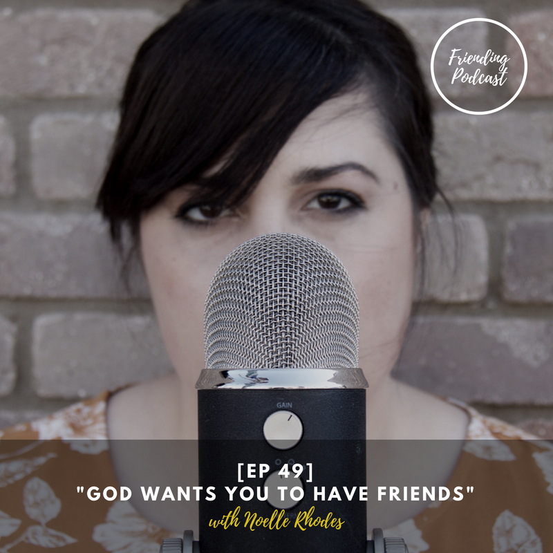 Sq. Audiogram_ %22GOD WANTS YOU TO HAVE FRIENDS%22.png