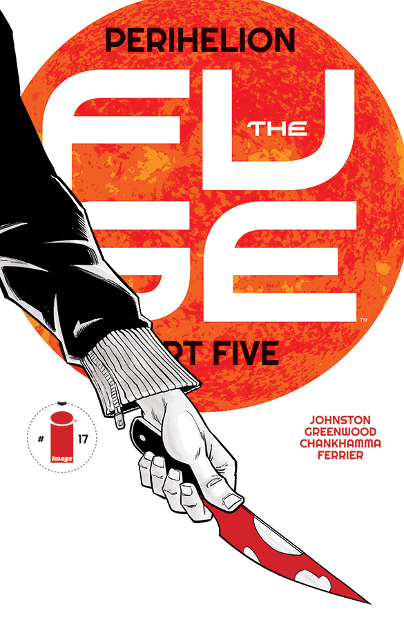 "antonyjohnston :     THE FUSE #17: ""Perihelion"" part 5, on sale this week from  @imagecomics .   In which Klem gets stealthy, and Ralph gets decompressed…"