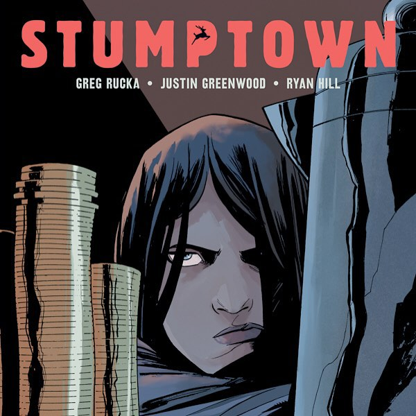 ruckawriter: Stumptown #7's final order cutoff is today. Diamond code is MAY151480, if that's your thing. Second part of the Case of a Cup of Joe. Portland, coffee, and Dex… What could possibly go wrong?