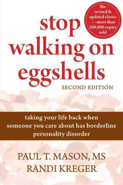 stop walking on eggshells: by kerger randy