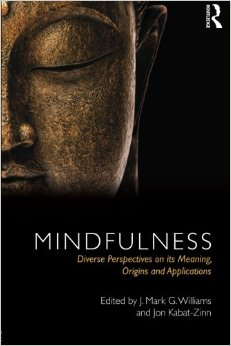 mindfullness: edited by mark williams and jon kabay-zinn