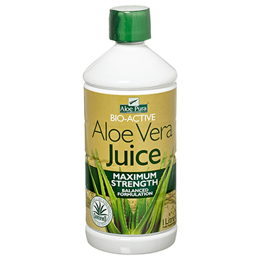 Optima Health Organic Aloe Vera Juice