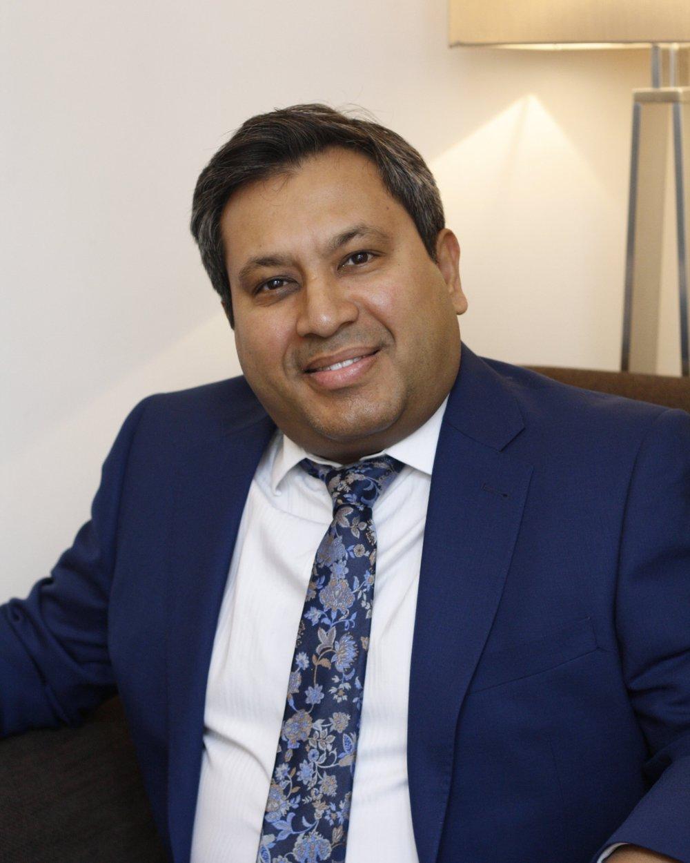 Our lead consultant - Dr. Arghya Sarkhel -
