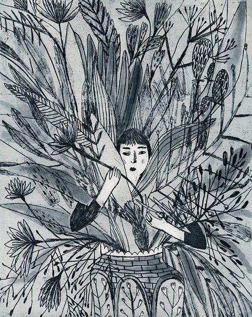Blue Bouquet, Society of Illustrators Gold Medal Winner (2013)