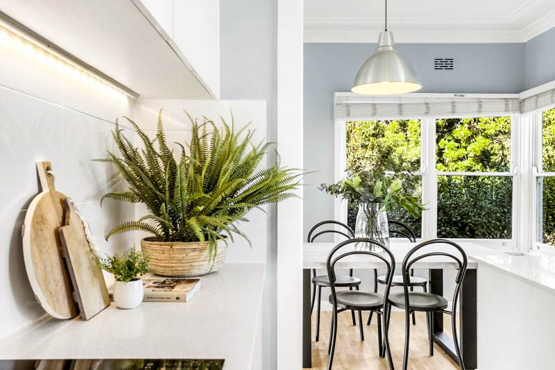 Property Styling: 2 Mulberry Lane   Kitchen and Dining Area
