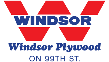 Windsor plywood on 99th Street