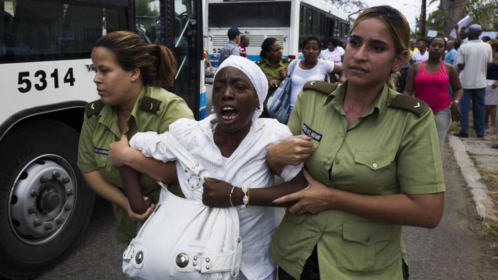 Continued Oppression of the Cuban People — Center for a ...