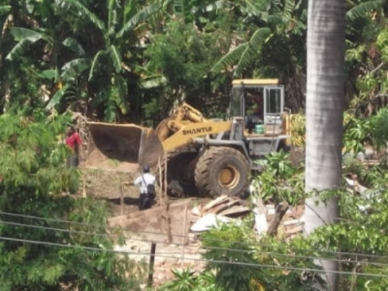 Castro Government demolishes the Restoring the Kingdom of God Temple in Santiago de Cuba