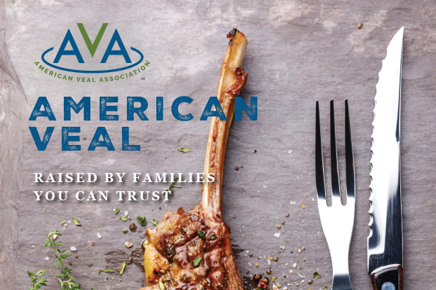 - Click on the brochure to learn more about the new American Veal Association and the benefits of purchasing and serving American veal, humanely-raised by local family farmers.