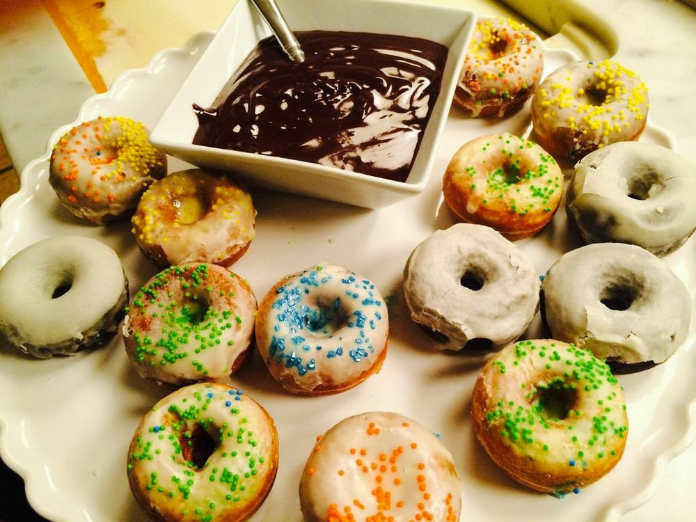 CLARICE'S DONUTS