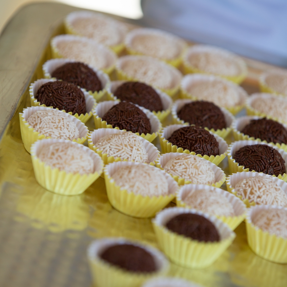 brazilian brigadeiro cakes