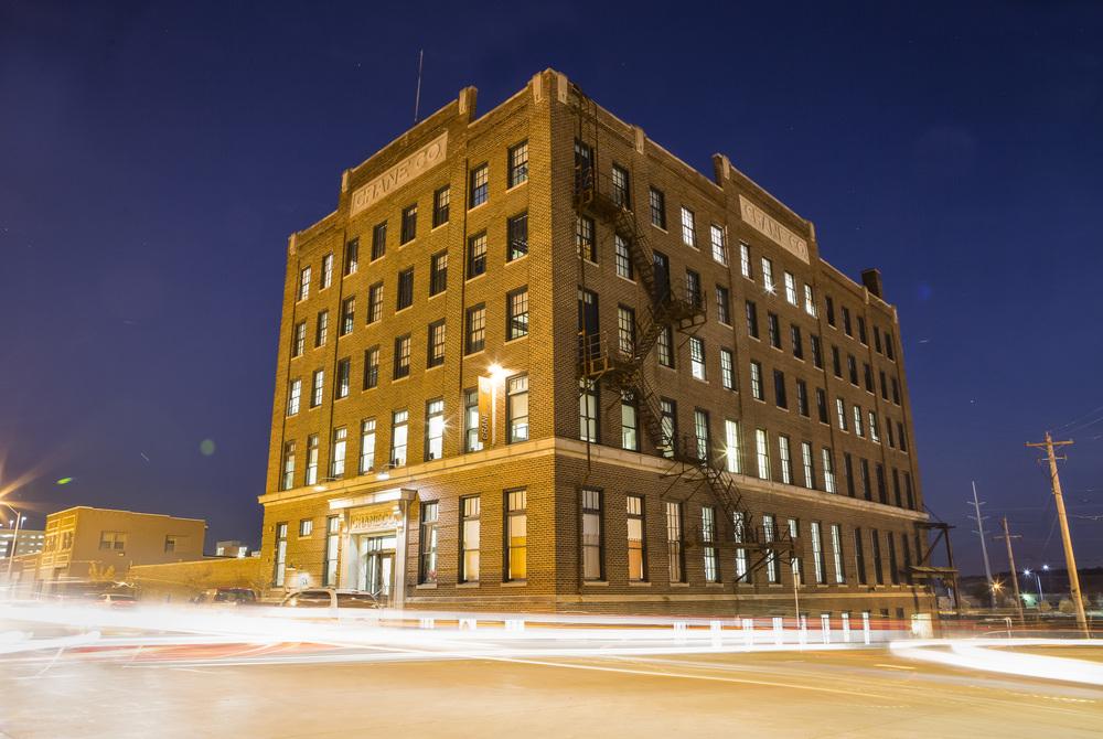 Historic - Crane Artist Lofts - Des Moines, IA