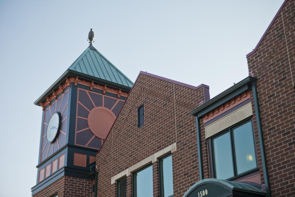 Woodland Avenue Brickstone- Des Moines, IA