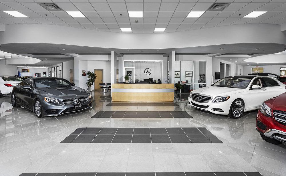 Mercedes Interior (1)