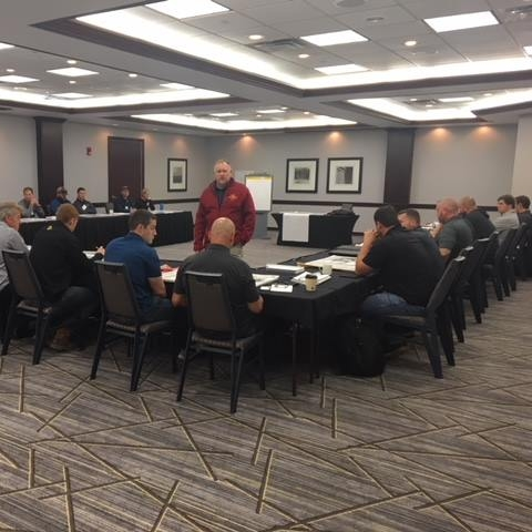 September 7, 2018   Shout out to Master Builders of Iowa and Brad Perkins for providing our industry leaders with top-notch training opportunities. Today in West Des Moines, Koester Construction employees enjoyed Blueprint Reading for Commercial Construction training.