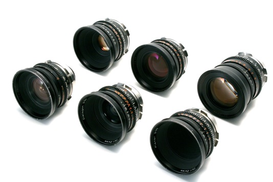 ARRI STANDARD SPEED ( Set of 6)