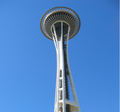 Seattle Qwik Tour Space Needle
