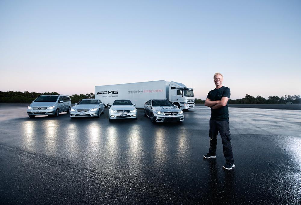 Client: Mercedes-Benz Australia