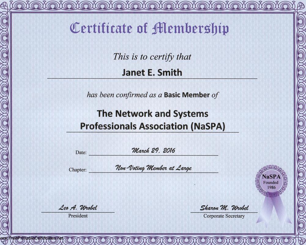 Naspa Memberships Naspa