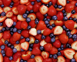 berries and detox