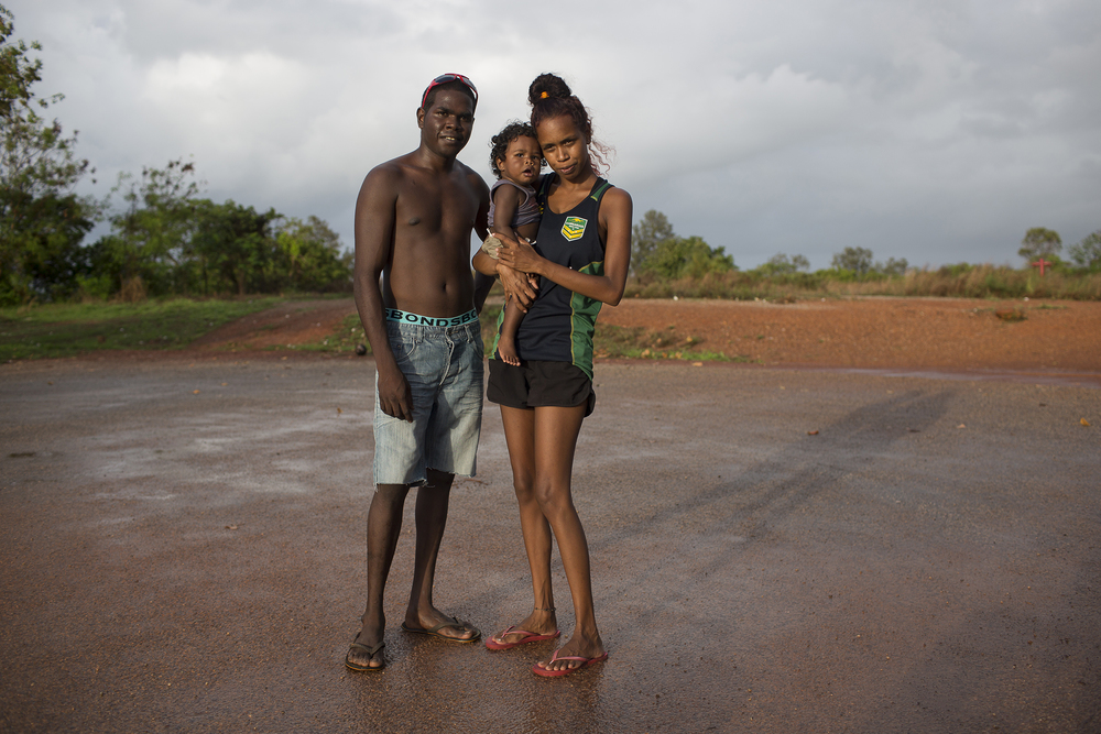 1 in 554 Indigenous people in the Northern Territory suffer from Crusted Scabies