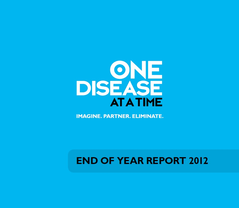 End of Year Report 2012