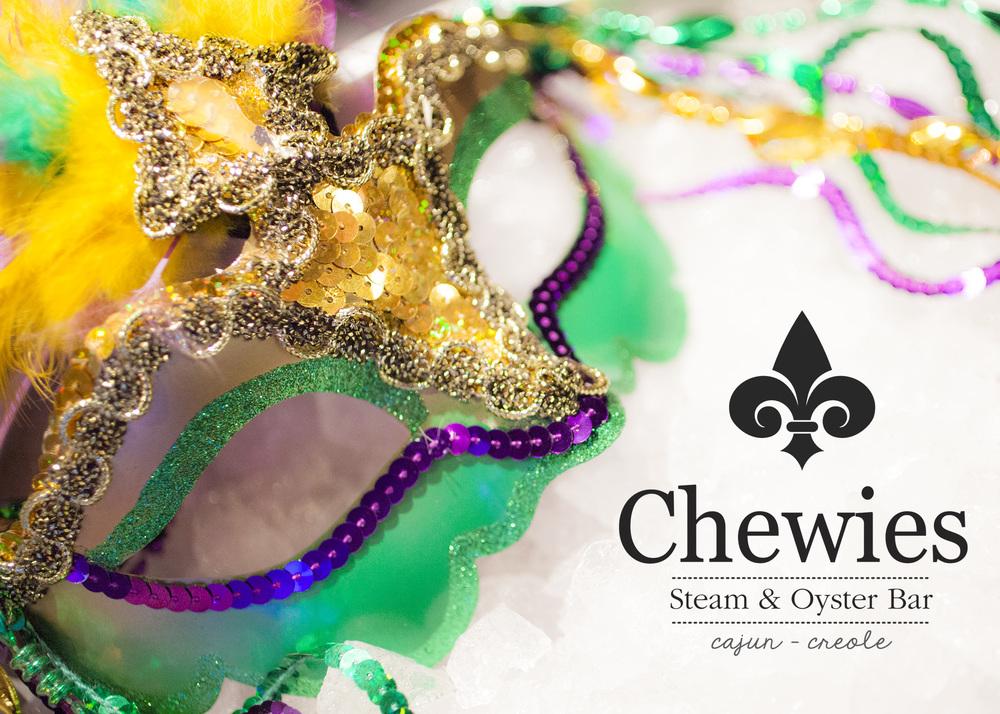 Chewies Mardi Gras Anniversary 2016