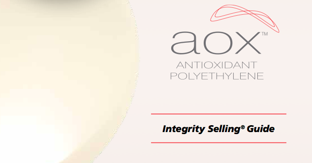 AOX - Integrity Selling Guide