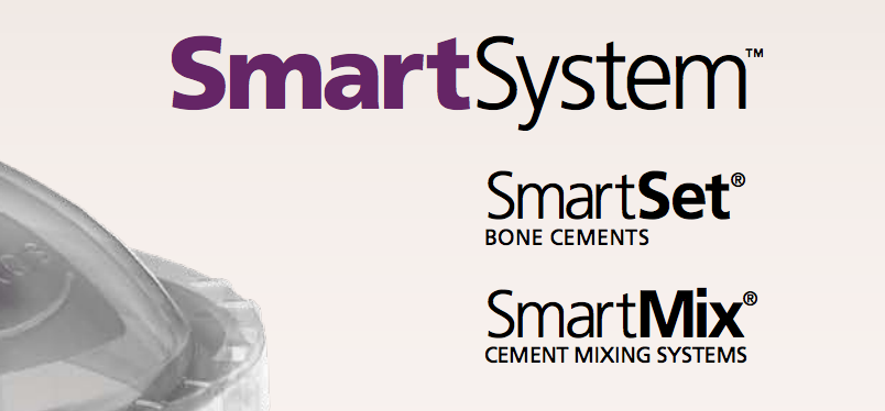 Depuy Smart SystemCement Options
