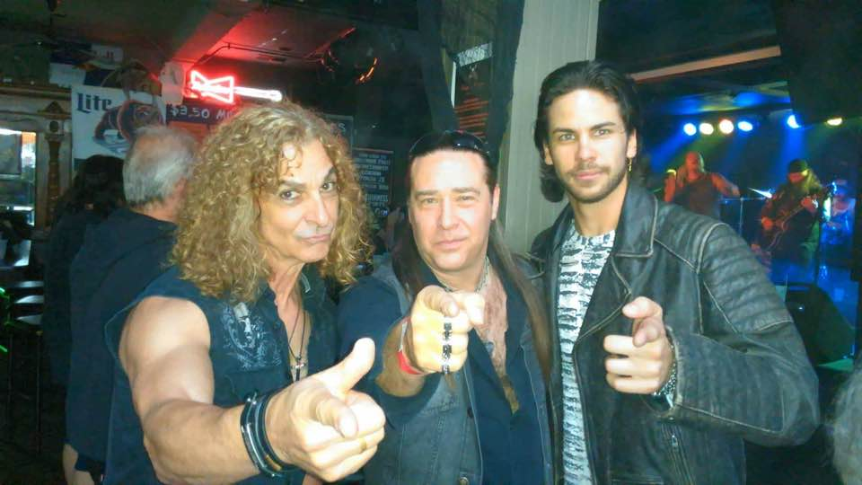 Michael Kurtz (Madfox/Kevin Lee), David Shankle (Manowar)