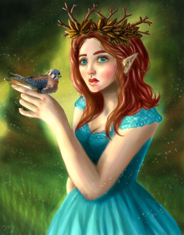 """Forest Queen"""