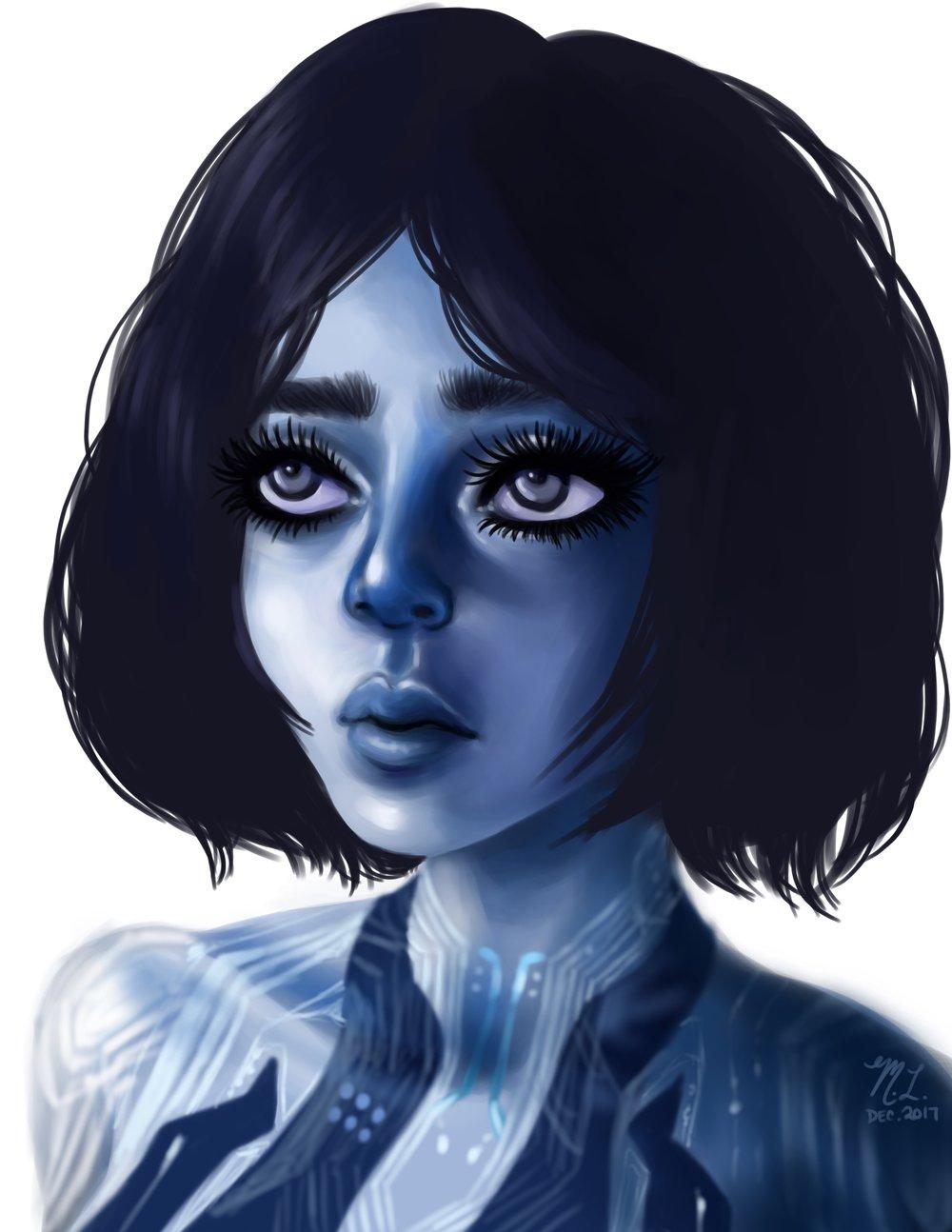 """""""Cortana"""""""