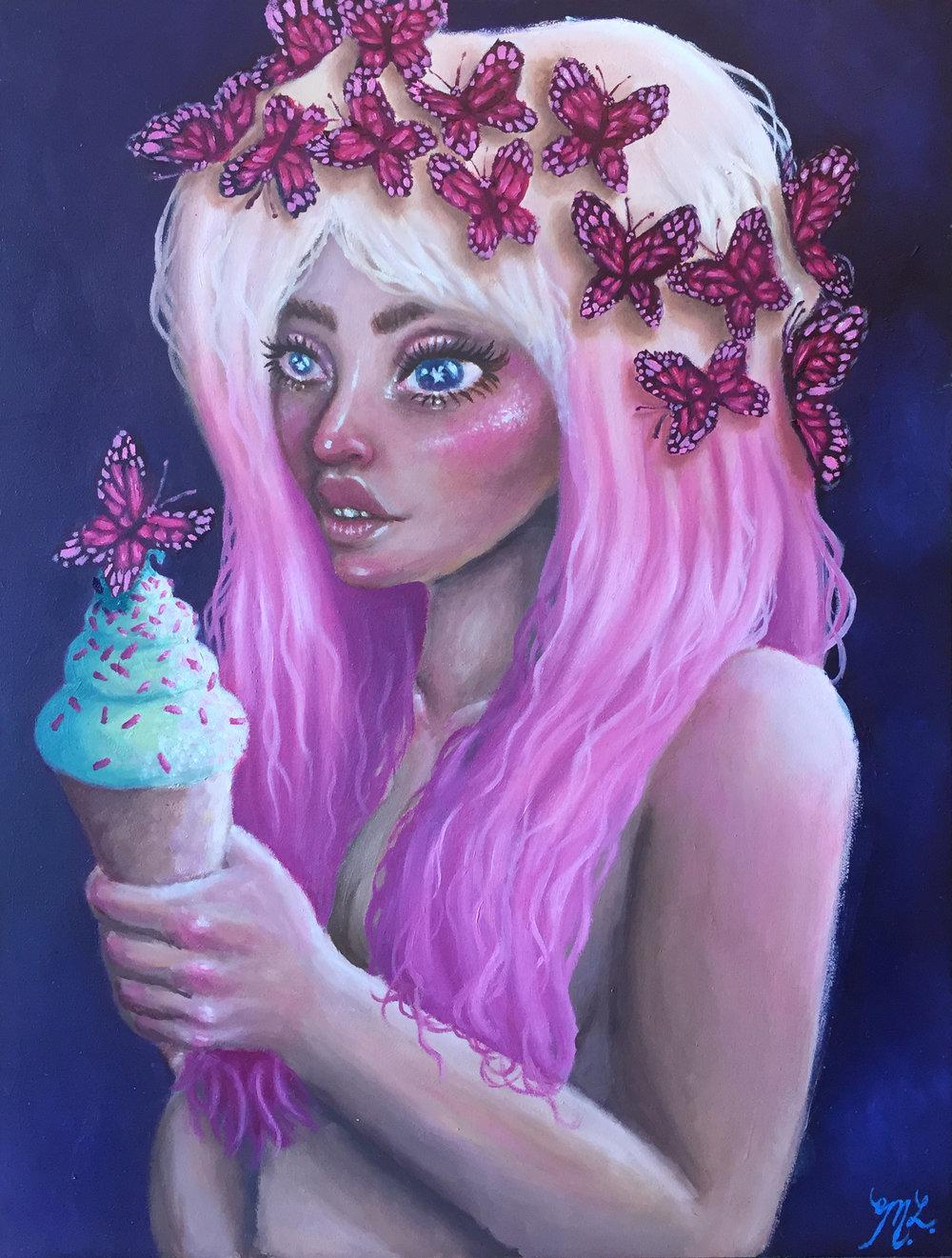 """""""Butterfly Queen"""""""