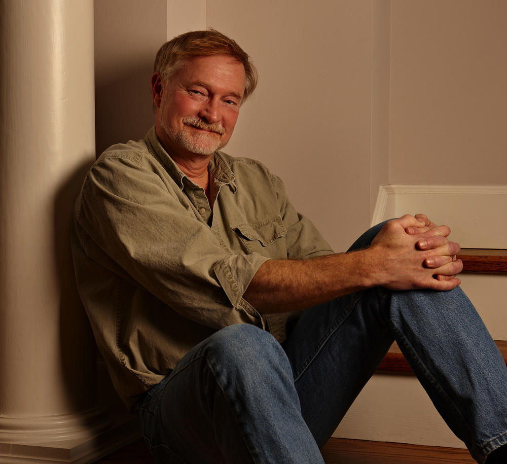 Erik Larson,Author
