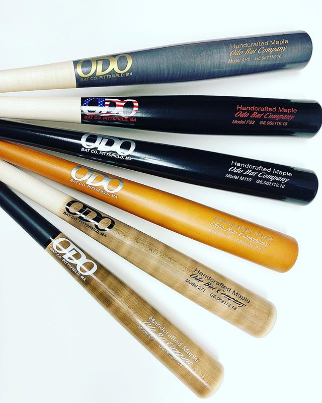 10% off custom shop.  DM to create something entirely your own! #odobatco #woodbat #baseball #baseballbat #woodworking #custom #berkshires