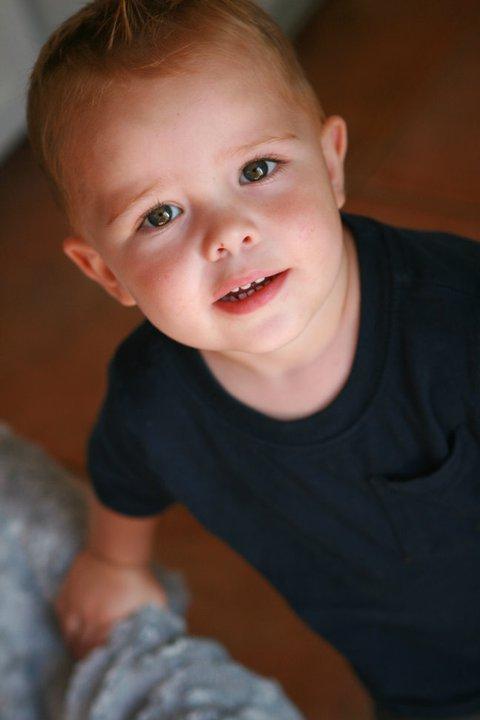 Quinn close up