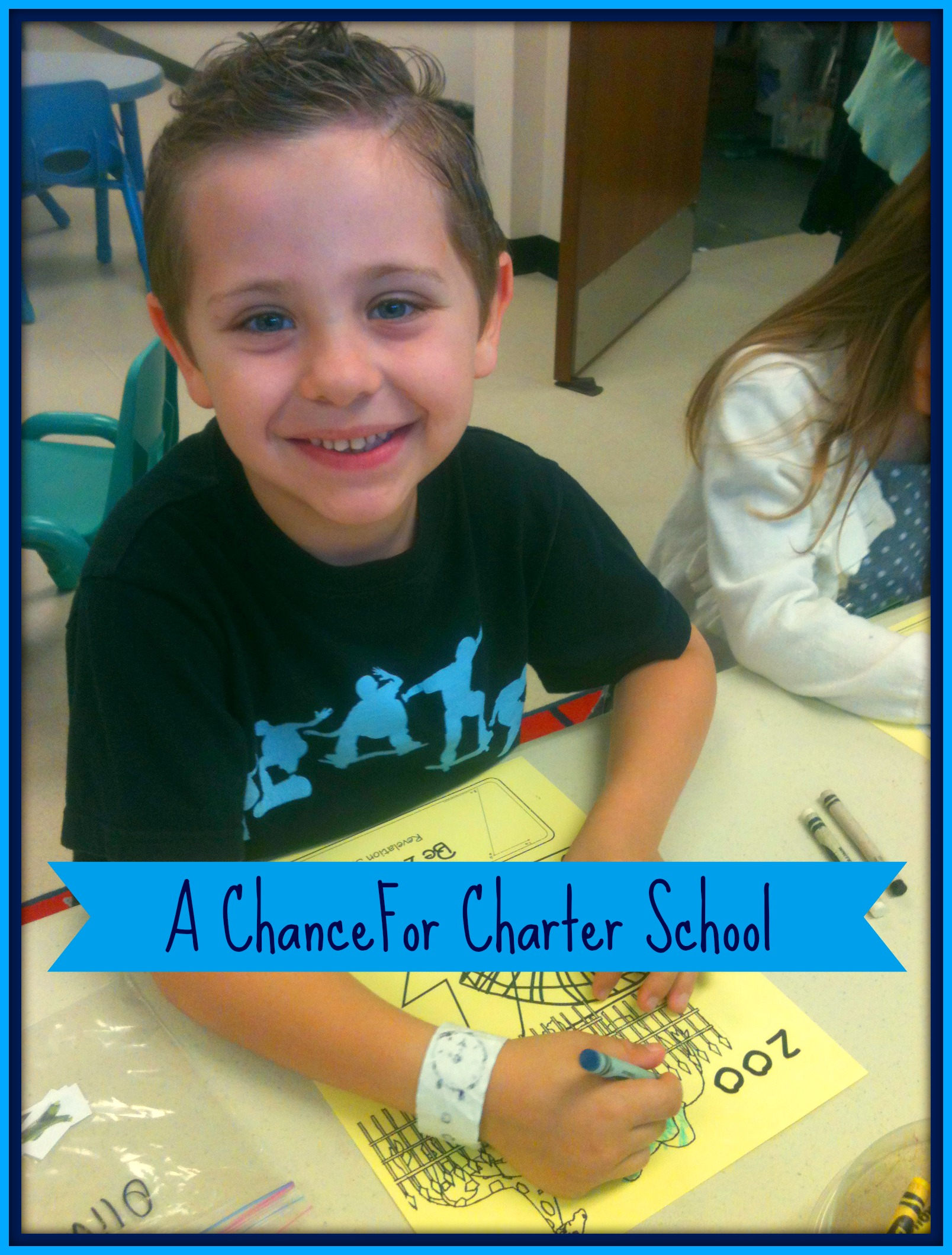 A Chance For Charter School